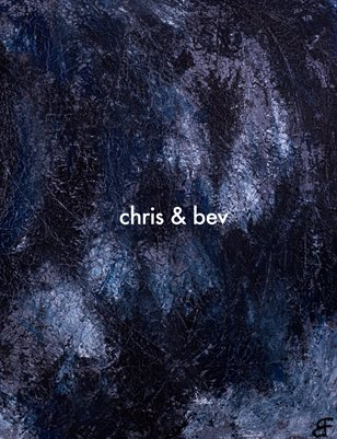chris & bev, edition 01