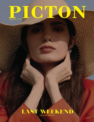 Picton Magazine SEPTEMBER  2019 N257 Cover 3