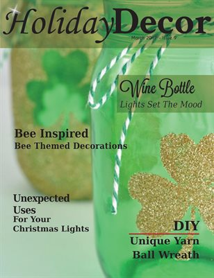 Holiday Decor Magazine - March 2017