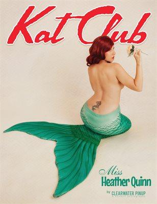 Kat Club No.17 – Miss Heather Quinn Cover