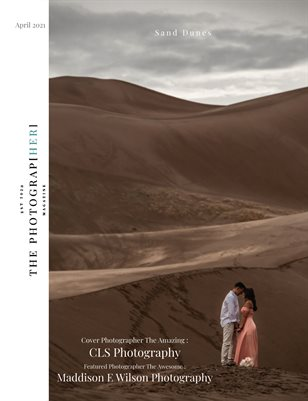 Sand Dunes | April 2021