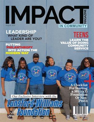 "IMPACT ""In Community"" Magazine"