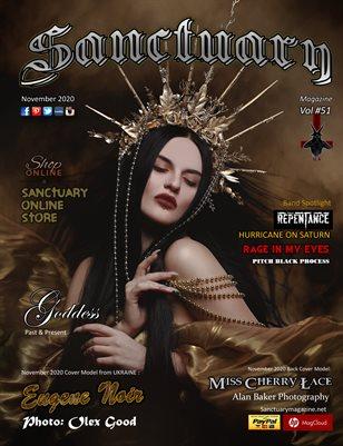 Sanctuary Magazine Vol#51