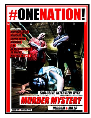 #OneNation! Magazine Issue #10 (May/June 2014)