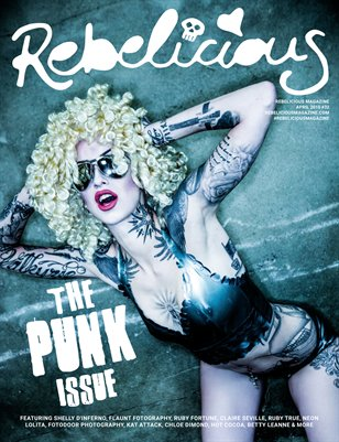Rebelicious Magazine Issue #32