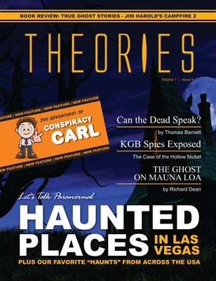 Theories Magazine - Issue #5