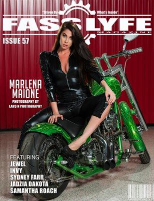 FASS LYFE MAGAZINE ISSUE 57 FT. MARLENA