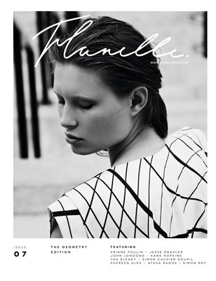 Flanelle Magazine Issue 7 -The Geometry Edition