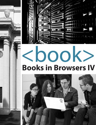 Books in Browsers IV