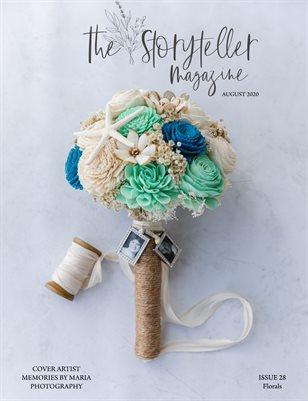 The Storyteller Magazine Issue #28 Florals