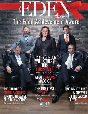 The Eden Magazine December 2017