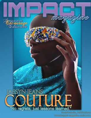 February Issue w/Jaesyn Burke