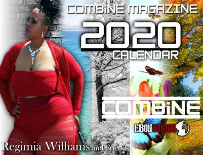 COMBiNE Magazine 2020 Calendar