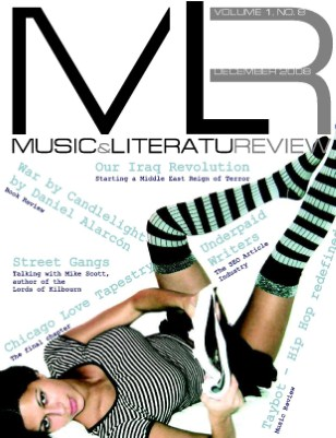 MLR - Music & Literature Review December 2008