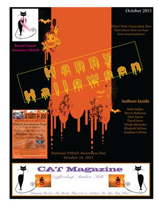 CAT Magazine October 2015