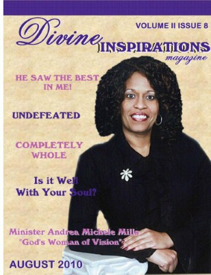 August 2010 Divine Inspirations Magazine