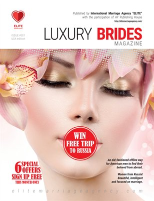 Luxury Brides #001