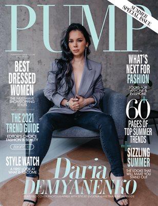 PUMP Magazine | The June Trend Issue | Vol.5