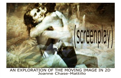 SCREENPLAY - AN EXPLORATION INTO THE MOVING IMAGE IN 2D