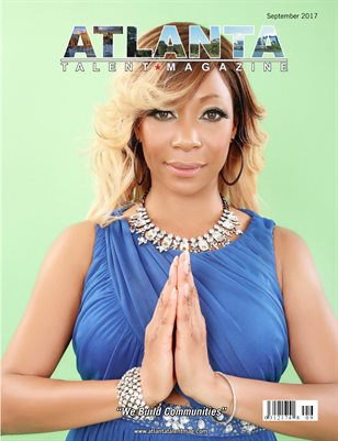 Atlanta Talent Magazine September 2017 Edition