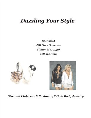 Dazzling Your Style Grand Opening