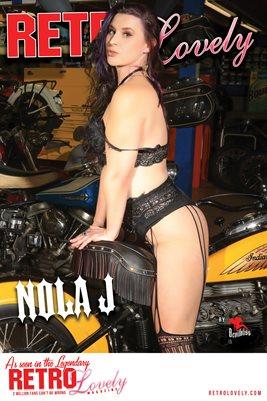 Nola J Cover Poster
