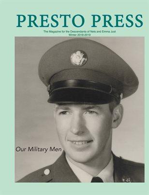 Presto Press, 2018 Military Edition