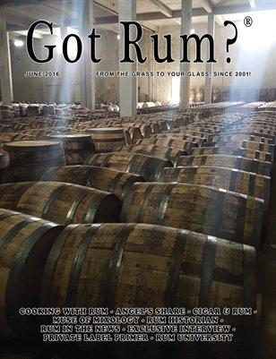 """Got Rum?"" June 2016"