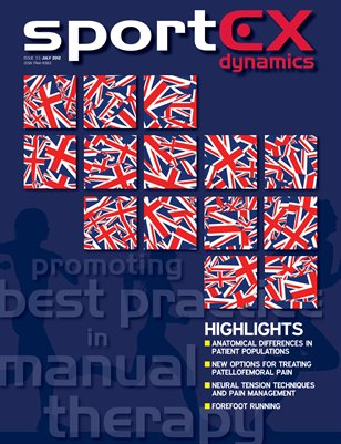 sportEX dynamics: July 2012 (Issue 33)