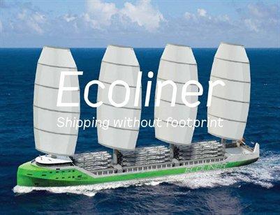 Tres Hombres Ecoliners Atlantis