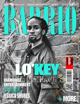 Lo'Key Tha YG May/Jun Issue 2014