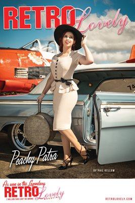 Peachy Patra Cover Poster