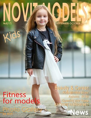 NOVIT MODELS KIDS™ №5/2018