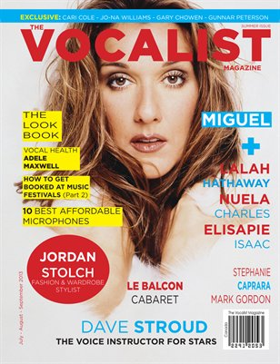 The Vocalist Magazine (SUMMER 2013 - ISSUE)