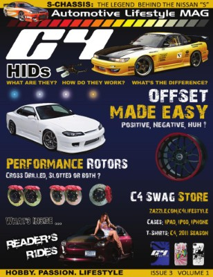 C4 Automotive Lifestyle Magazine