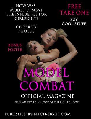 Model Combat - Audrina Wins - Bikini-Clad Models Fight to the Death