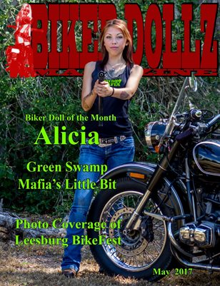 Biker Dollz Magazine May 2017 issue