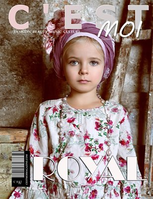 C'est Moi Magazine Issue Thirty Three