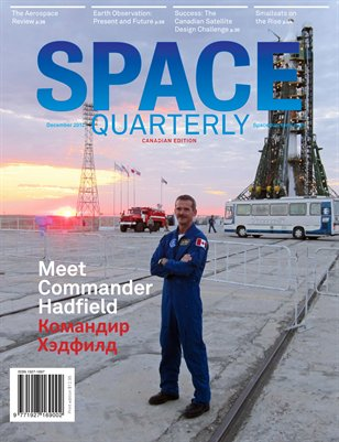Space Quarterly  December 2012 (Canada Edition)