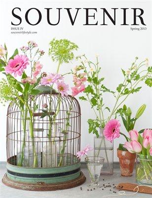 Souvenir Spring 2013