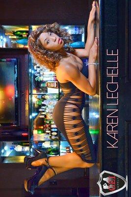 GEI Model Karen LeChelle Poster