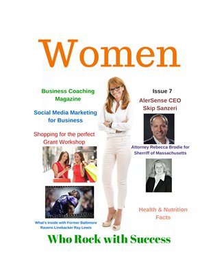 Women Who Rock with Success Issue 7