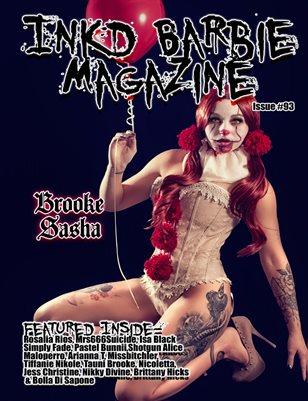 Inkd Barbie Magazine Issue #93- Brooke Sasha