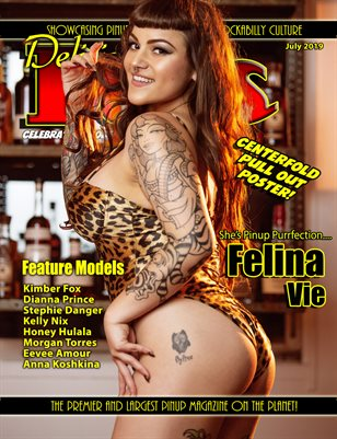 July 2019 Felina Vie Cover