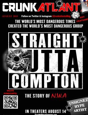 Crunkatlanta Magazine - August 2015
