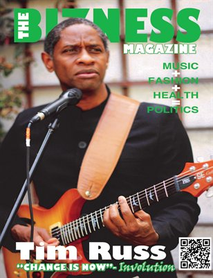 "The Bizness Magazine Summer 2012- ""Involution"""