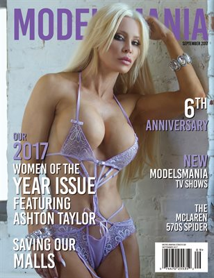 MODELSMANIA SEPTEMBER 2017 ASHTON TAYLOR