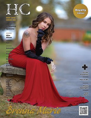 Issue #61 - Brenna Marie