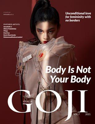 GOJI MAGAZINE ISSUE 14 VOL.7 2021