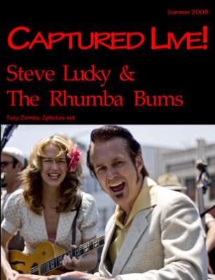 Steve Lucky & The Rhumba Bums